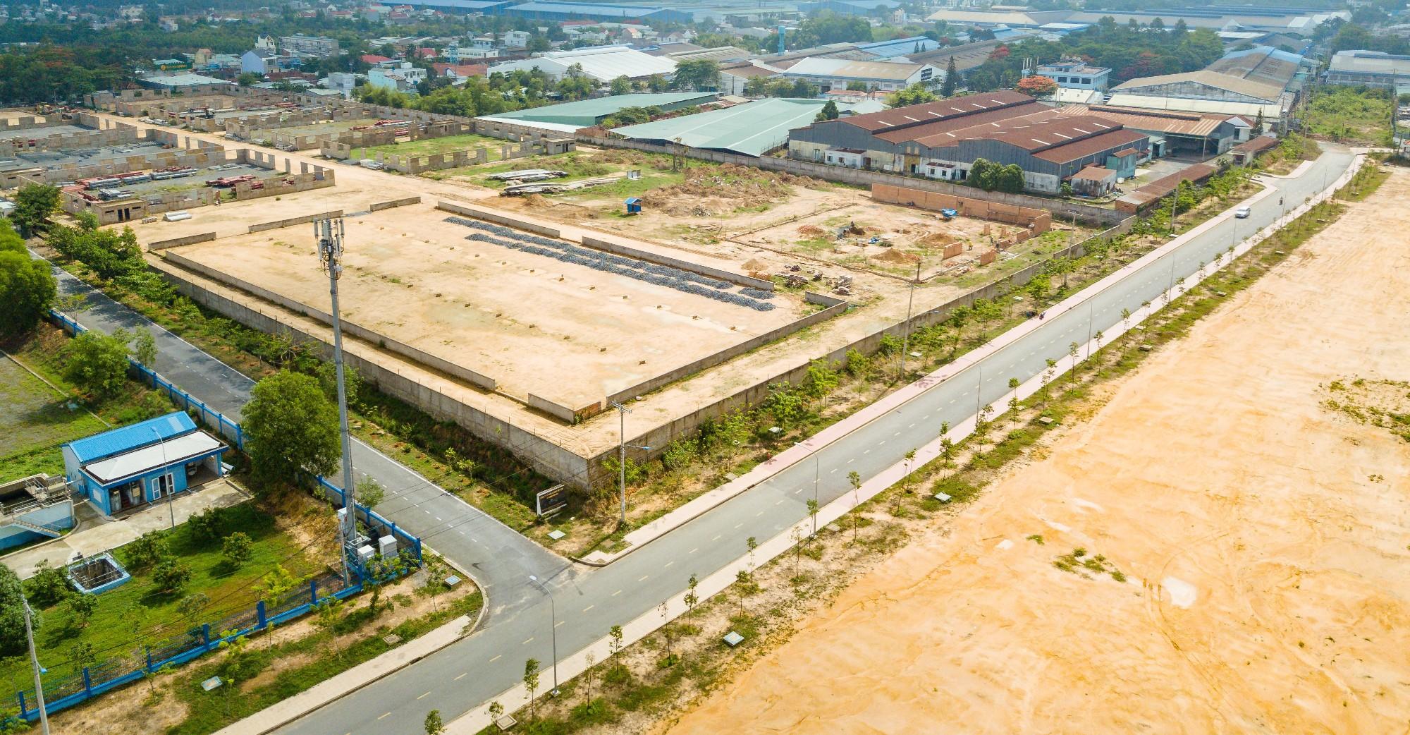 KCN Thạnh Phú