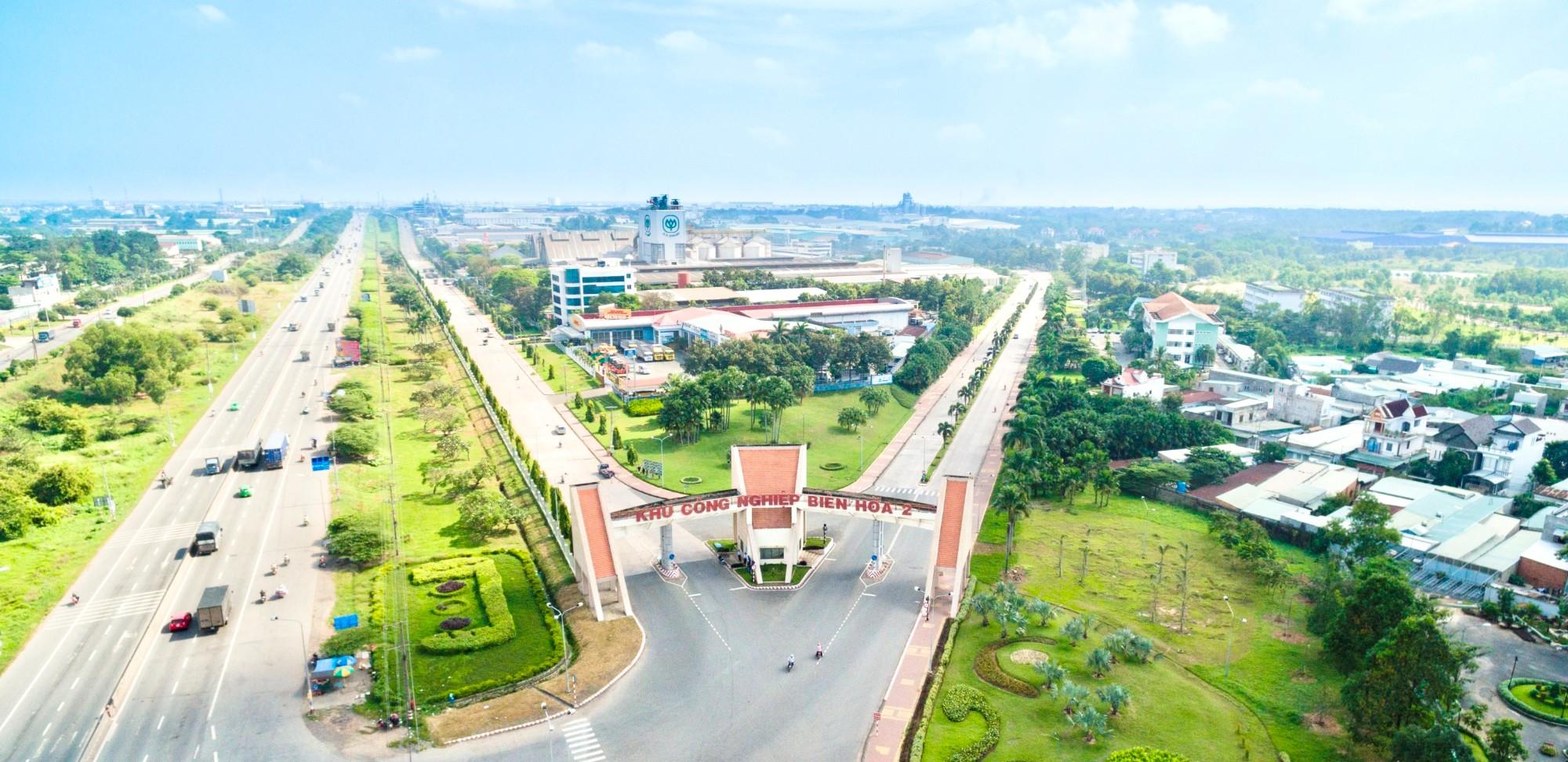 Cổng chào Biên Hòa 2